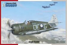 Special Hobby 1/72 CAC CA-19 Boomerang 'Jungle Scouts' # 72426