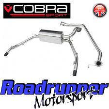 "HN17 Cobra Sport Honda Civic Type R FN2 System 2.5"" Edelstahl Cat Back Non Res"
