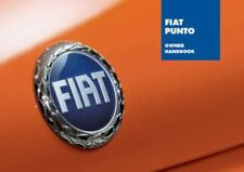 188 Fiat Punto 1999-2003 1.2 & 1.8 Owners Handbook 200 pages New Genuine