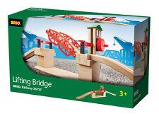 TRAIN EN BOIS BRIO Pont Levant 33757 Pont - Neuf