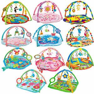 Premium Lay&Play Baby Activity Floor PlayMat Play Mat Toys *Various Designs*