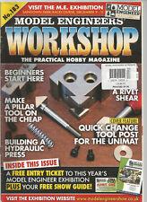 MODEL ENGINEERS WORKSHOP THE PRACTICAL HOBBY MAGAZINE NOVEMBER 2011