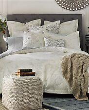 Tommy Hilfiger 3 Piece Mission Paisley Comforter Set FULL/QUEEN CREAM A772
