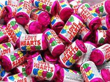SWIZZELS MINI LOVE HEART ROLLS WEDDING FAVOURS RETRO PARTY BAG SWEETS CANDY