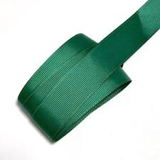 "5 yards hunter green 7/8"" grosgrain ribbon by the yard DIY hair bows"