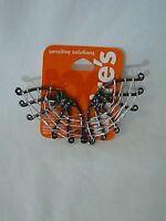 Claire's Sensitive Solutions  Earrings  Black Spider Halloween USA Seller