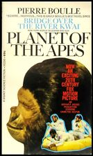 Planet of the Apes by Pierre Boulle - Signet Paperback 1st Print 1964