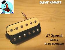 G.M. 57 Special Alnico II Zebra Humbucker Bridge (4-wire)for Gibson Epiphone®