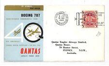 V92 1960 AUSTRALIA 40th Anniversary Qantas Airline Cover {samwells-covers}PTS