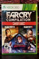Far Cry Compilation - XBOX 360 - Microsoft XBO 360 - Brand NEW - Sealed