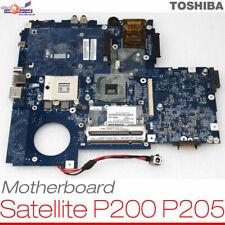 Carte Mère K000051470 Toshiba Satellite P200 P205 Israe La-3711p Nvidia Gpu 052