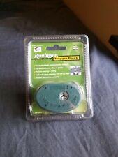 Remington 18491 Green Trigger Block Safety Lock For Firearms w/ 2 Keys