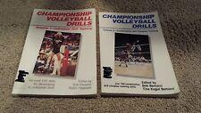 Championship Volleyball Drills Volumes 1 & 2