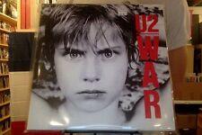 U2 War LP sealed vinyl reissue