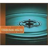 Tangerine Dream - Plays Tangerine Dream (2010)  CD  NEW/SEALED  SPEEDYPOST