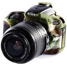 easyCover Nikon D5500 Silicone Camera Case Camo EA-ECND5500C FREE US SHIPPING