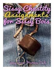 NEW Sissy Chastity Assignments for Sissy Bois (Sissy Boy Feminization Training)