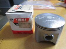 NOS Yamaha OEM Snowmobile Piston 3 O/S .75MM 8F3-11637-00