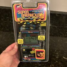 Super Breakout Electronic Handheld Game