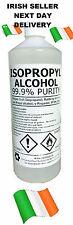 Isopropanol Alcohol IPA 100% | 1 LITRE | Lab/Pharma Isopropyl (Next Day)