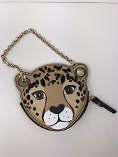 Kate Spade Leopard Coin Case