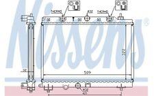 NISSENS Radiador, refrigeración del motor HONDA CIVIC ACCORD ROVER 400 64304A