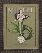 "SALE! COMPLETE XSTITCH KIT ""MERCHANT Mermaid MD117"" by Mirabilia"