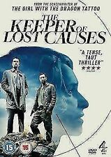 Keeper of Lost Causes 6867441057192 With Nikolaj Lie Kaas DVD Region 2