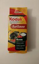 Kodak Fun Saver Single Use Camera 27 Exposure New Old Stock 2011