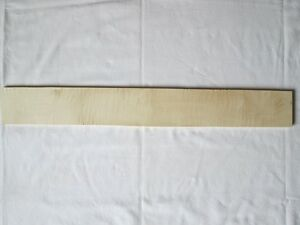 Griffbrett Riegelahorn für Bass Tonholz tonewood