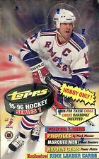 Hockey Series 1 Trading Card Box Topps 1995-96