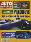 AUTO HEBDO n°995 du 9 Août 1995 BMW M3 3.2 HONDA NSX LOTUS ESPRIT S4