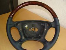 1 mercedes clk w209 sl w230 AMG w219 e clase nuevo madera volante r230 madera volante
