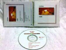 WOW! I.Q. Story by Yuhki (CD 1990) Super RARE! Japan!