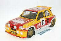 Renault 5 Maxi Turbo  Auriol  Rallye Tour de Corse 1985 - 1:18 OttO 603