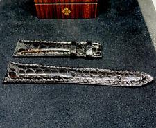 Patek Philippe Mens Crocodile Watch Strap