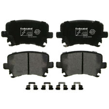 Disc Brake Pad Set-Base Rear,Front Federated MD1108