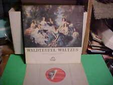 Henry Krips Waldteufel SIX Waltzes NM VINYL ANGEL USA 35426 PROMENADE ORCHESTRA