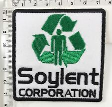 SOYLENT GREEN - Tasty Recycled Food - Company Patch  no-981