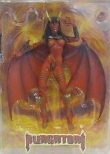 Tower Records Exclusive Dark Alliance Purgatori Figure Unopened NMOC