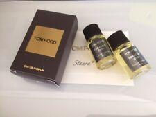 New TOM FORD Tobacco Oud Private Blend 2 x 4ml Mini Splash Sample Boxed NIB