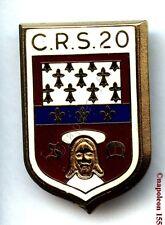 Obsolète. Compagnie Republicaine de Securité N° 20. Fab. Drago Paris