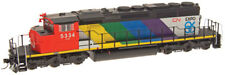 gauge H0 - Diesel Locomotive SD40-2W CANADIAN NATIONAL with Sound - 49305S Neu
