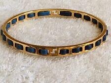 349fce742f7 Fendi Fendinista Womens Gold Logo Bangle Bracelet