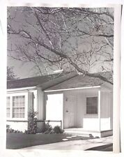 Vtg 1950s CALIFORNIA HOME Architecture / Design BLACK & WHITE Photo (15 Of 20)