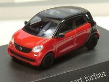Busch Smart Forfour, rot metallic,  dealer PC 294 - 1:87