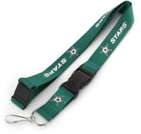 DALLAS STARS - LANYARD - BRAND NEW NHL HOCKEY - NHL-LN-095-13