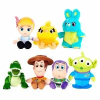 Toy Story 4 Character Plush Toys  - Choose from Rex, Woody, Buzz etc