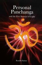 Personal Panchanga and the Five Sources of Light (Paperback or Softback)