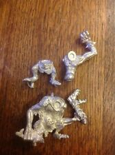 Warhammer. Orcs And Goblins. River Troll & Ripper Bolgrot Spares Bits Box. Metal
